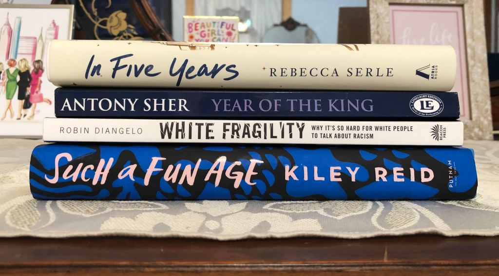 Monthly Minute: June Round Up My June Reading List
