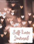 February Freebie- Self-Love Journal
