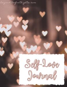 February Freebie- Self-Love Journal
