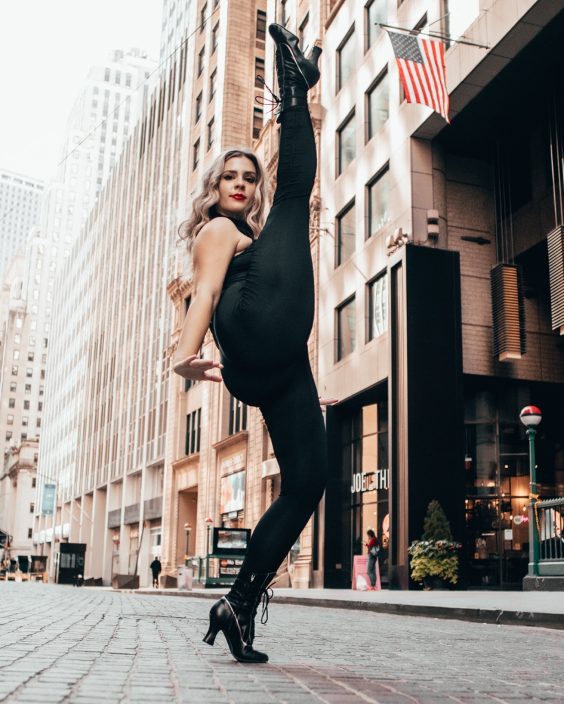 Passion Piece Feature Megan Bowen: Dance From the Heart